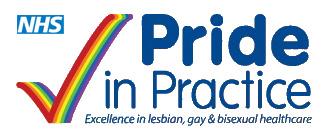 Pride in practice
